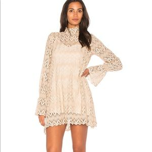 Free People Simone Mini Dres